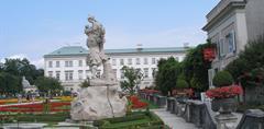Solná komora, Orlí hnízdo a Salzburg
