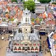 Holandsko a Belgie - květinové korzo