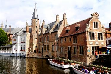 Benelux - květinové korzo