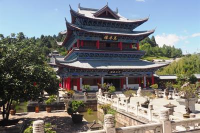 Jihozápadní Čína s návštěvou Tibetu