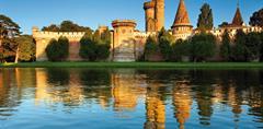 Zámky a zahrady Rakouska a Maďarska + termální lázně Bük II