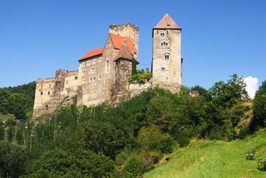 Romantika NP Podyjí z moravské i rakouské strany