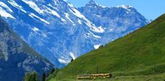 Horskými vláčky po Švýcarsku II