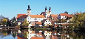 Česká Kanada a města UNESCO Telč, Třebíč