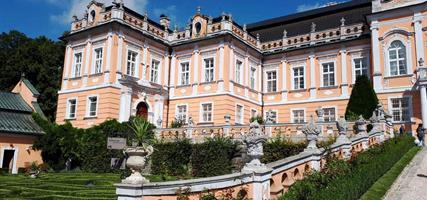Kulturní a přírodní krásy na pomezí Čech a Moravy