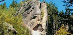 Peklo, Soví hory, Broumovské stěny II, Divoká Orlice