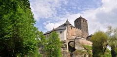 Zámek Humprecht, hrad Kost, Zlatá cesta Českého ráje,