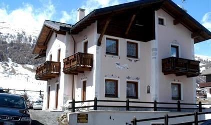 Apartmány Alpen - superior