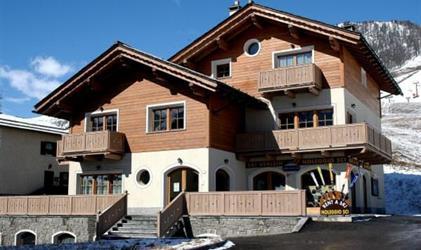 Freeski Apartmány Alpen - superior