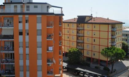 Apartmány Centrali / Bibione Beach