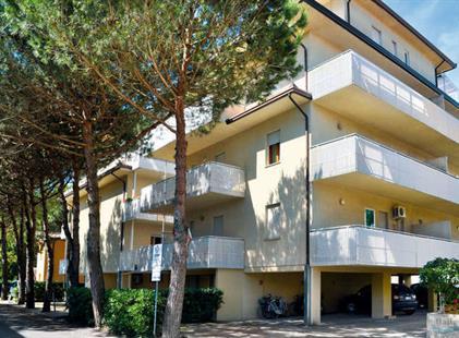 Apartmány Rosanna e Pino Verde
