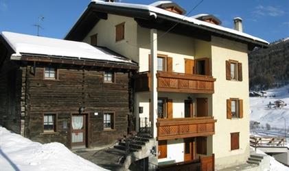 Freeski Apartmány Alpen - Deluxe