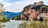 Španělsko - Slunečné pobřeží, katalánské kláštery ***