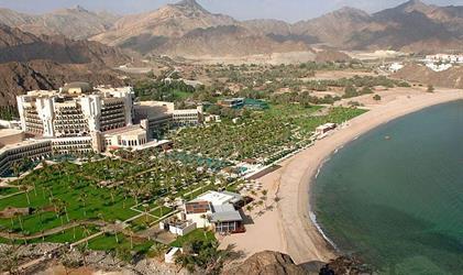 Al Bustan Palace, A Ritz Carlton Hotel