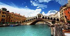 Benátky a ostrovy na Velikonoce