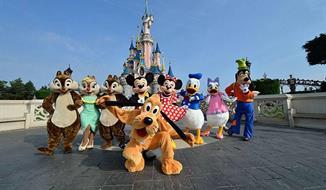 Disneyland, Eiffelova věž a Aquarium de Paris