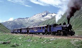 Švýcarské železniční dobrodružství 1