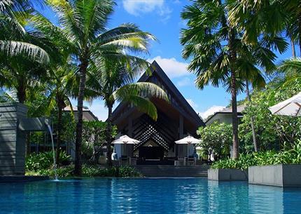 Resort Twinpalms Phuket