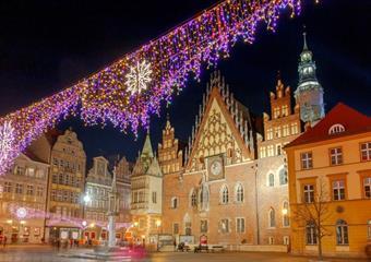 Adventní Wroclaw s prohlídkou Kostela Míru ve Svídnici