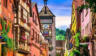 Alsasko a Schwarzwald, zážitky na vinné stezce
