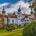 Dolní Rakousko, hrady, kláštery a vinice Podunají
