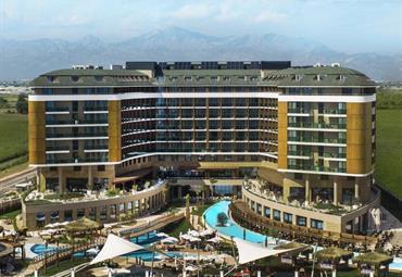 Hotel Aska Lara Resort & SPA