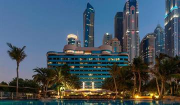 Resort Le Meridien Mina Seyahi Beach