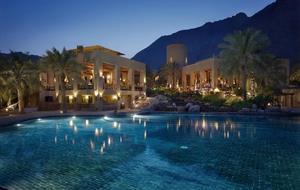 Hotel Six Senses Zighy Bay
