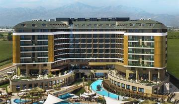 Aska Lara Deluxe hotel - 2020
