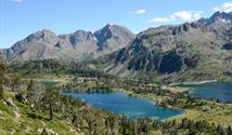 Centrální Pyreneje, turistika mezi přírodními krásami