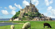 To nejkrásnější z Normandie