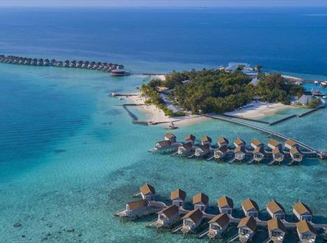 Hotel Centara Ras Fushi Resort a Spa