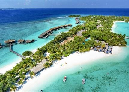 Hotel Sheraton Maldives Full Moon Resort and Spa