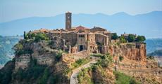 Jižní Toskánsko a etruský kraj Lazio