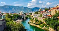 Bosna a Hercegovina - Kalifornie Evropy