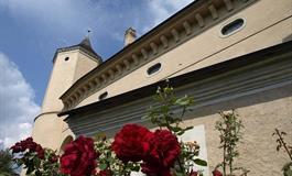 Zahradnický veletrh, zámek Rosenburg