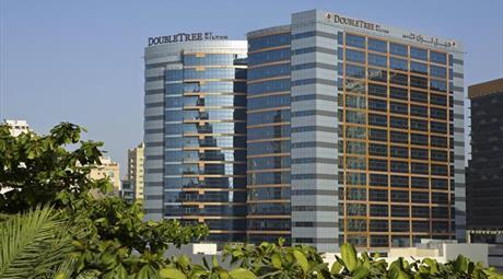 Hotel Double Tree by Hilton & Residences – Al Barsha
