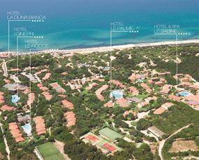 Resort & Spa Le Dune - Hotel Le Sabine