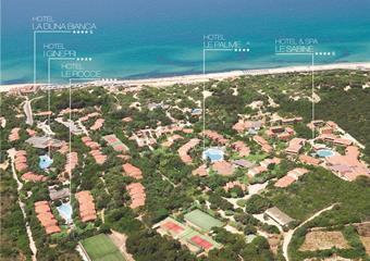 Resort & Spa Le Dune - Hotel Le Rocce