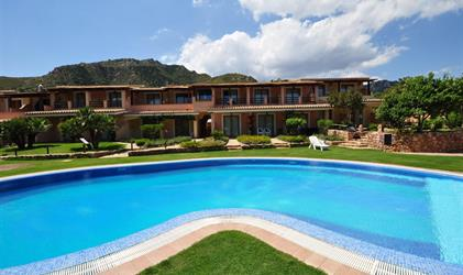 Hotel Su Giganti