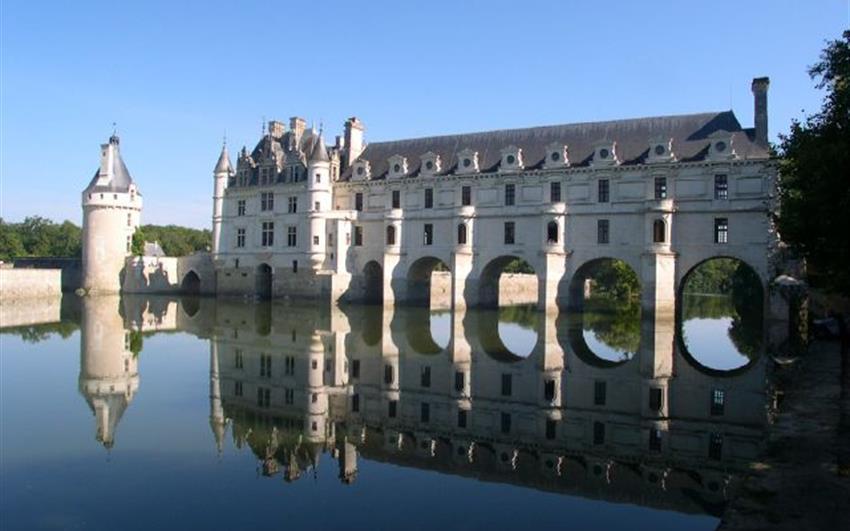 Paríž a zámky na Loire