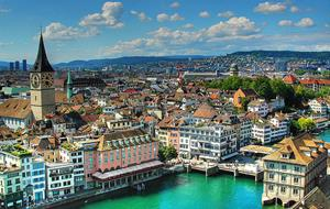 Švajčiarsko - Alpská rozprávka