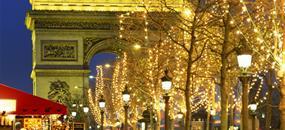 Silvester a Nový rok v Paríži
