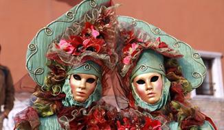 Benátsky karneval bez ubytovania