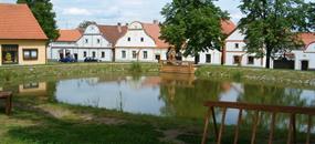 Južné Čechy na Veľkú noc