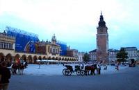 Kráľovský Krakov a okolie