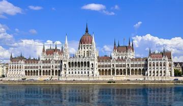 Víkend v Budapešti