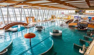 Lednice a Aqualand Moravia
