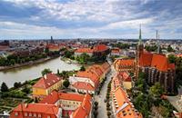 Očarujúci Vroclav a okolie