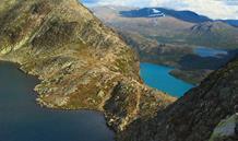 Norsko, Švédsko, Dánsko - Norské fjordy